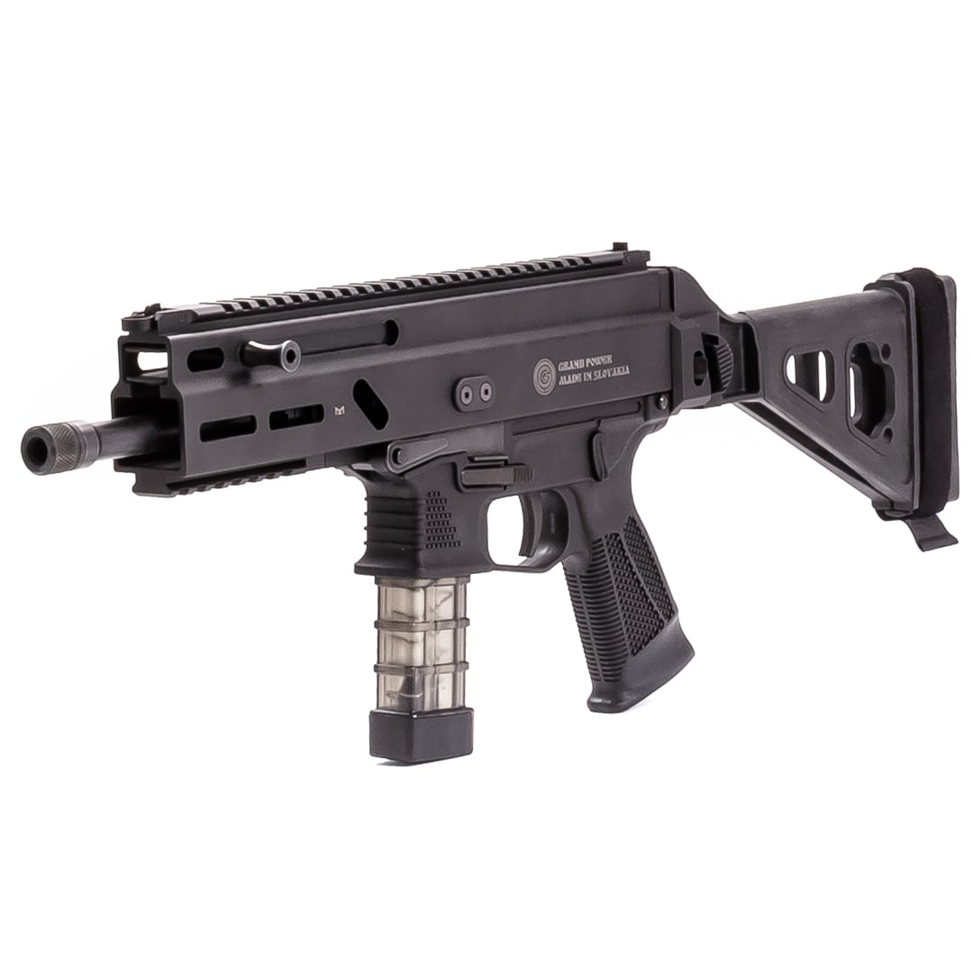 Gun Review: Grand Power Stribog SP9A1 9mm Pistol - The