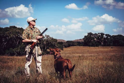 Texas Dove Hunting Lifestyle Don Summers
