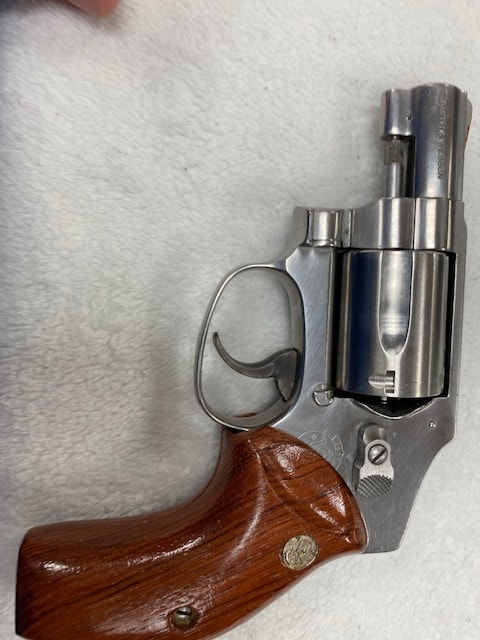 SMITH & WESSON Model 940-1 Custom .38 Super/9mm Luger w/(5) 5rd Moon Clips
