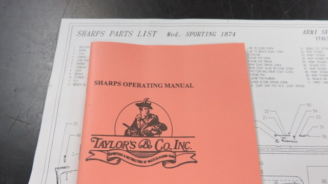 TAYLOR'S & CO., INC. 1874