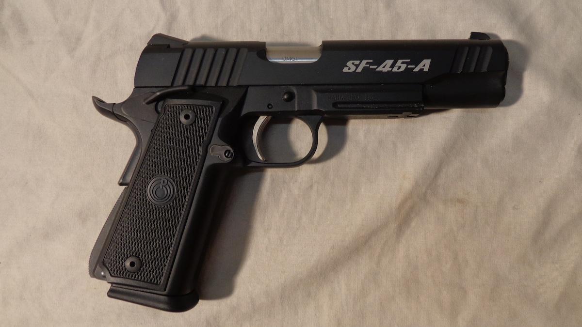 PARA ORDNANCE SF-45-A