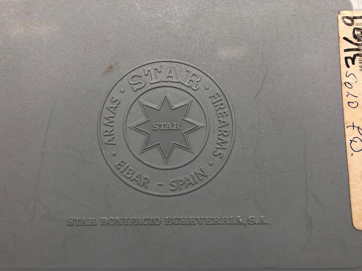 STAR M-40  FIRESTAR