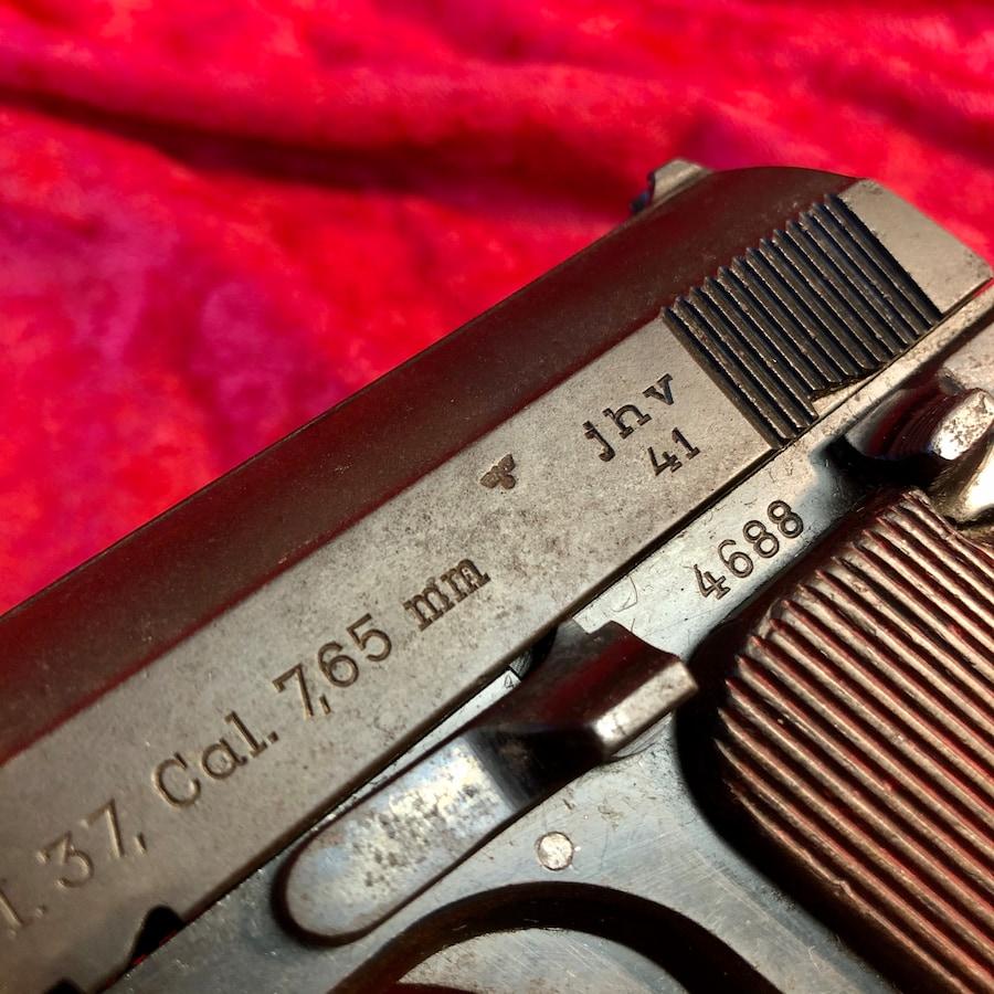 FEMARU FÉG 37M Pistol