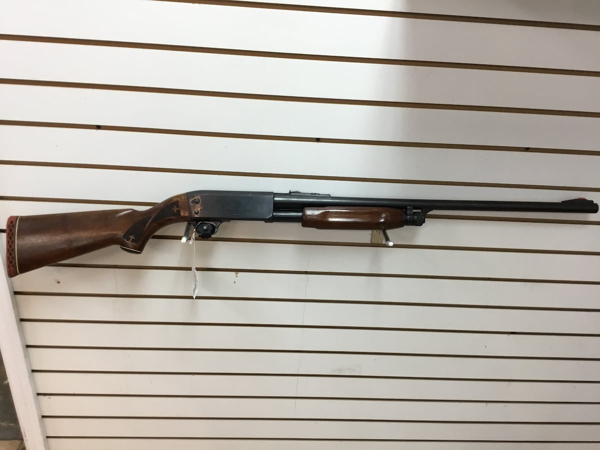 ITHACA 37 FEATHERLITE DEERSLAYER