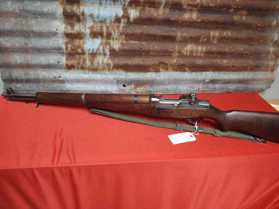 SPRINGFIELD ARMORY M-1 Garand
