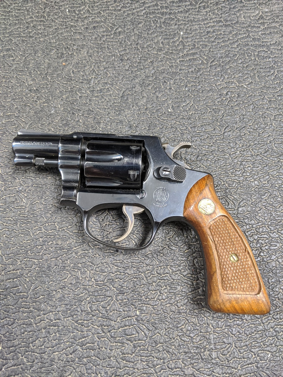 SMITH & WESSON 31-1