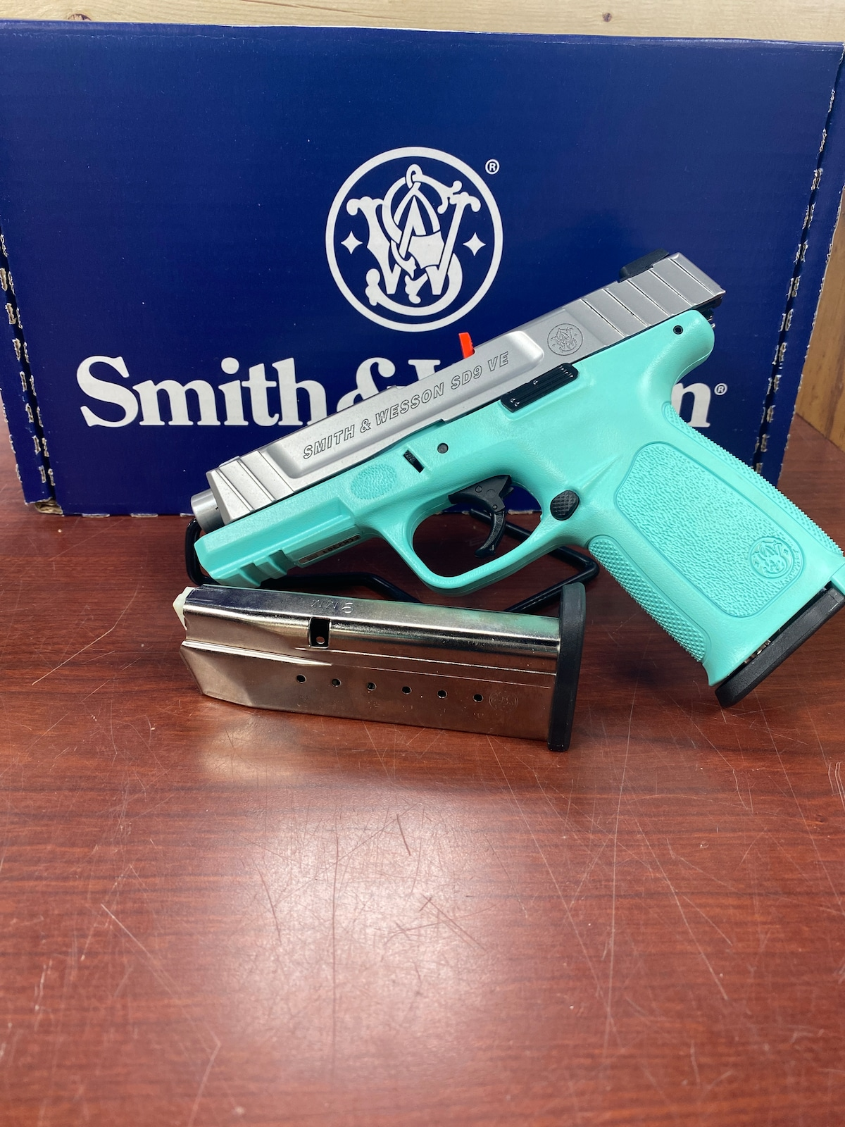 SMITH & WESSON SD9 VE  9mm 13344