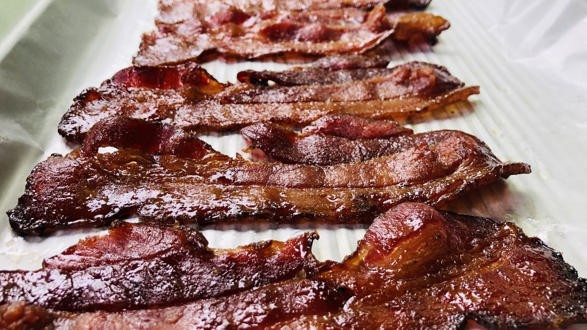 pig candy bacon