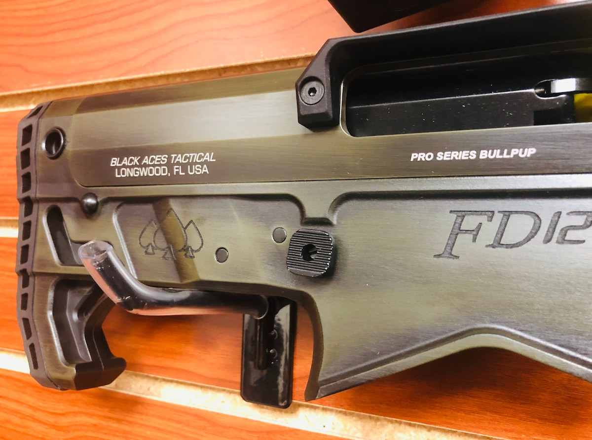 BLACK ACES TACTICAL PRO SERIES BULLPUP Package