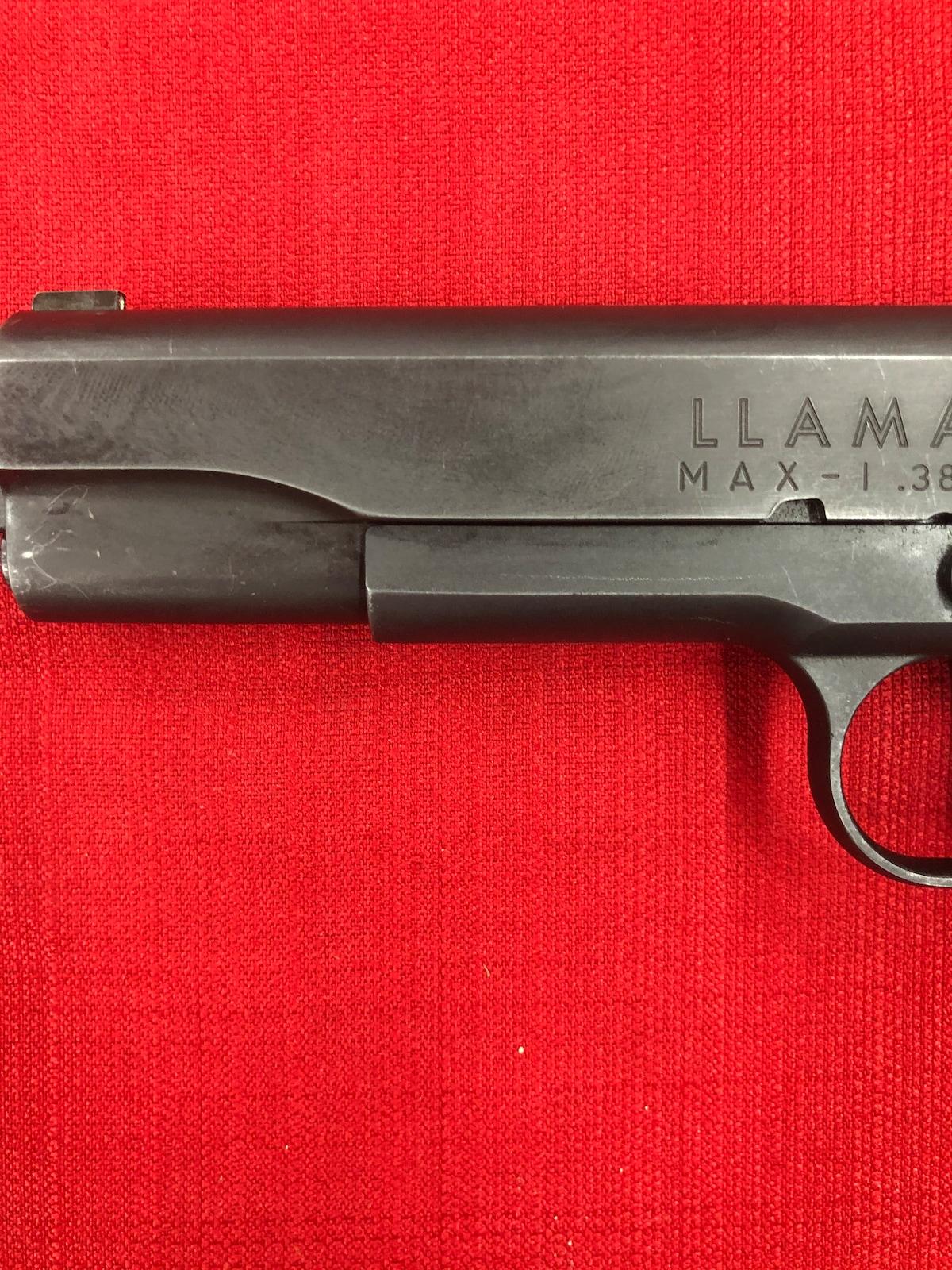 LLAMA LLAMA MAX-1