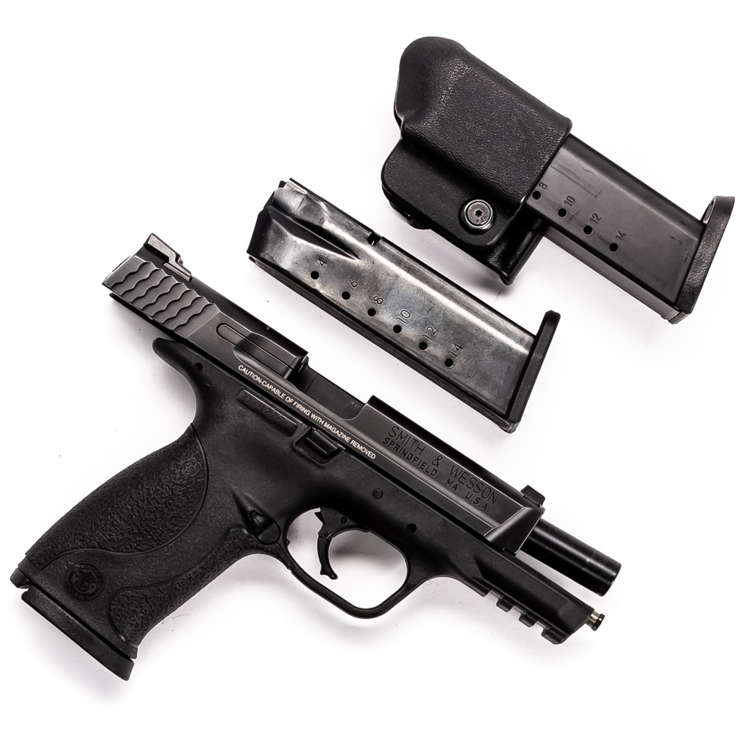 SMITH & WESSON M&P PRO SERIES