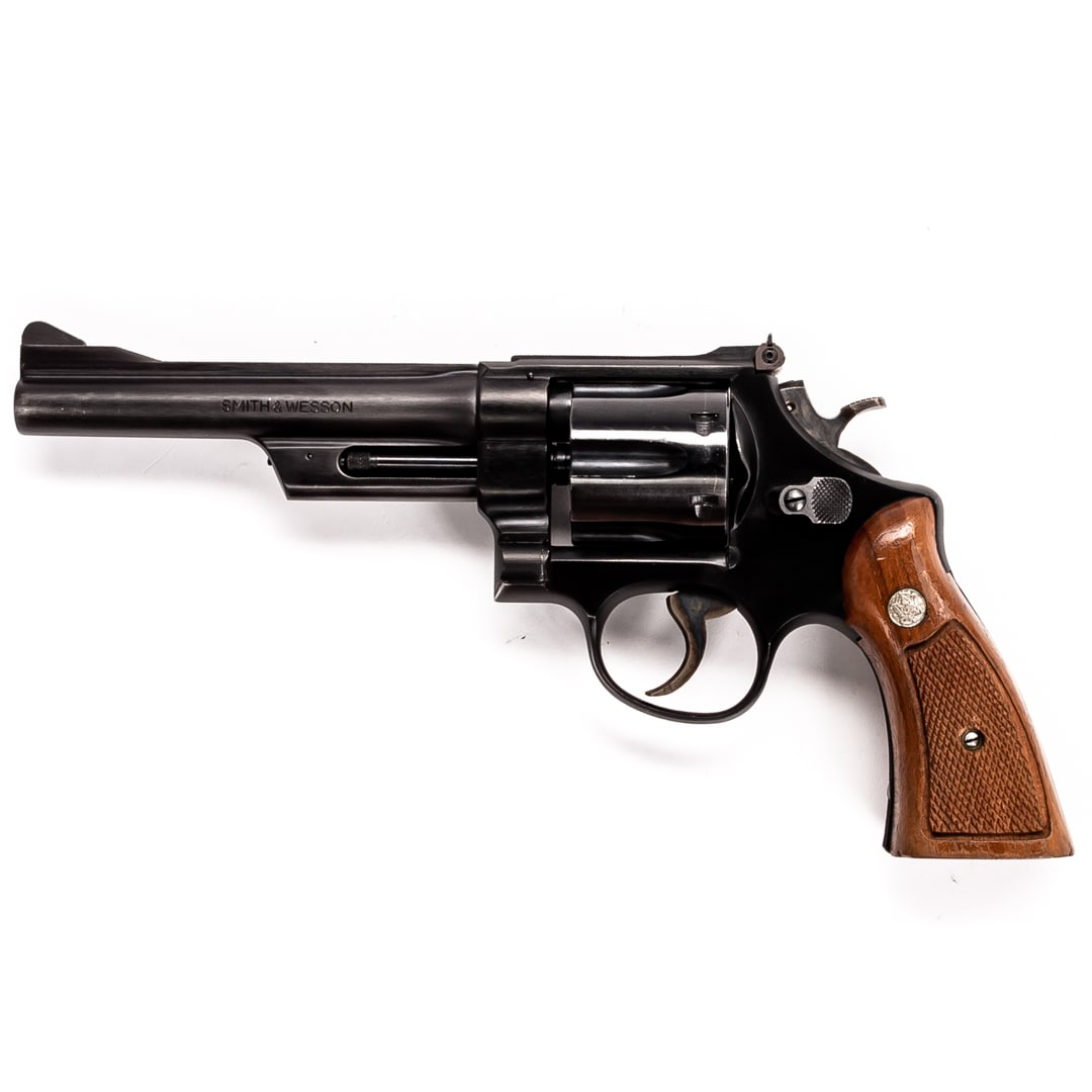 SMITH & WESSON MODEL 28-2 HIGHWAY PATROLMAN