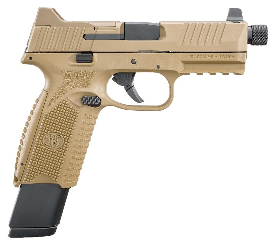 FN 509 Tactical Suppressor Ready