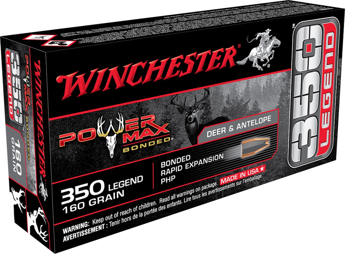 WINCHESTER POWER MAX BONDED