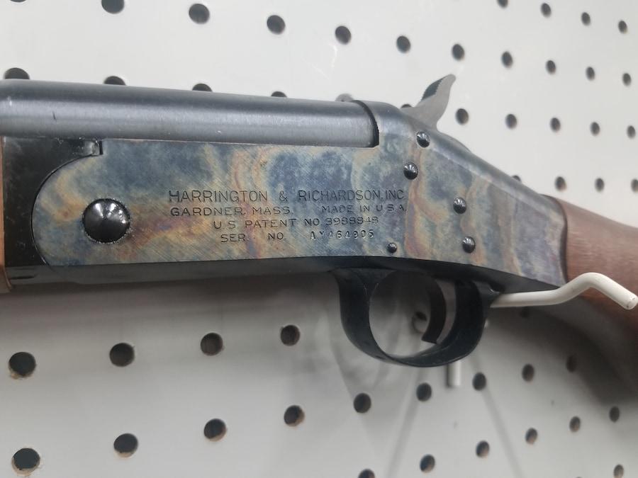 HARRINGTON & RICHARDSON Topper Model 88