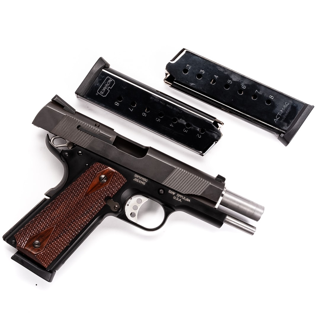 SMITH & WESSON 1911 SC