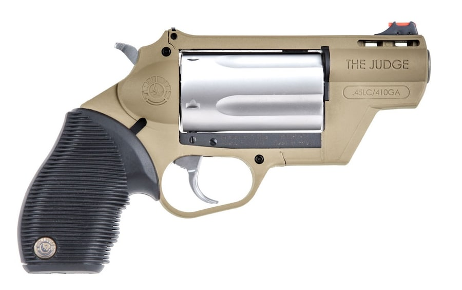 TAURUS JUDGE PUBLIC DEFENDER