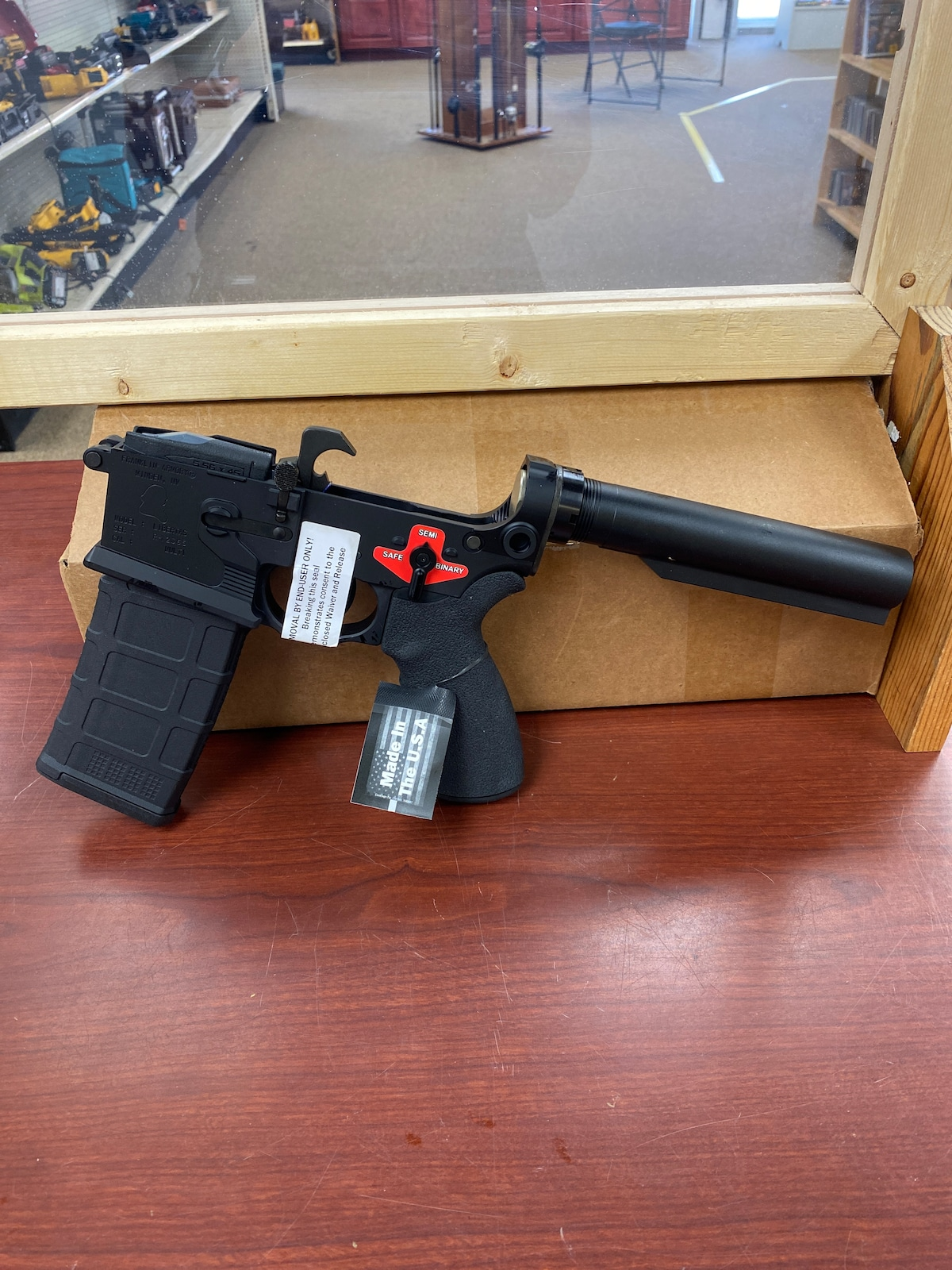 FRANKLIN ARMORY BFSIII Equipped Libertas BLR 2032-BLK