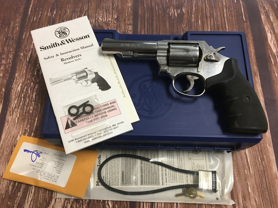 SMITH & WESSON MODEL 64-8