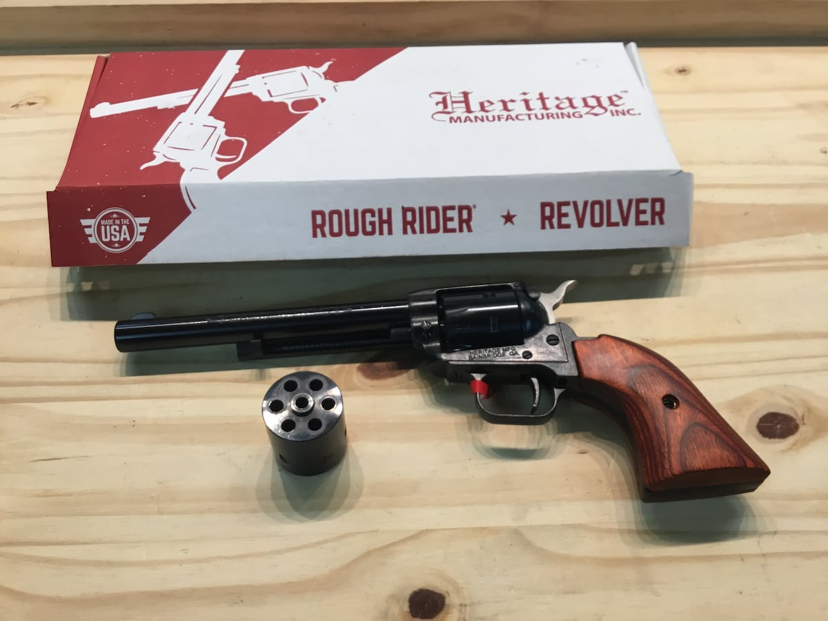 HERITAGE ARMS rr22mb6