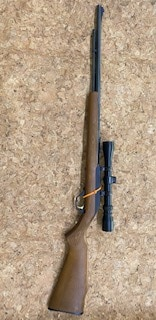 MARLIN FIREARMS COMPANY 60