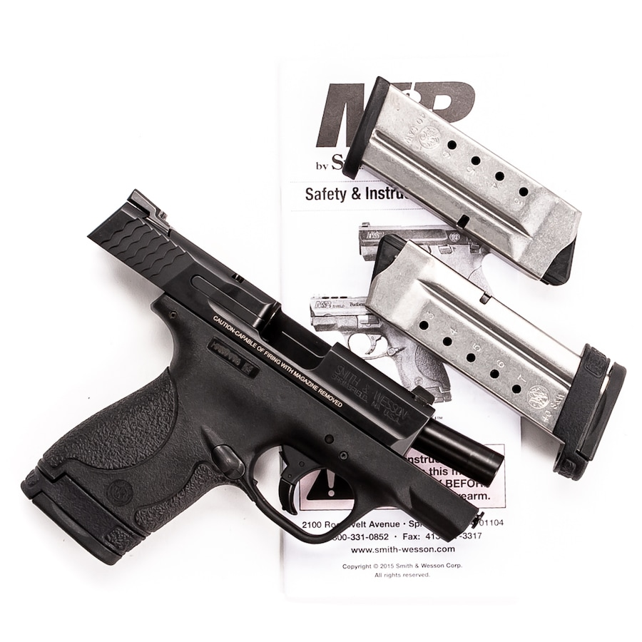SMITH & WESSON M&P40 SHIELD