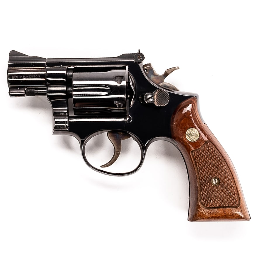 SMITH & WESSON MODEL 15-3