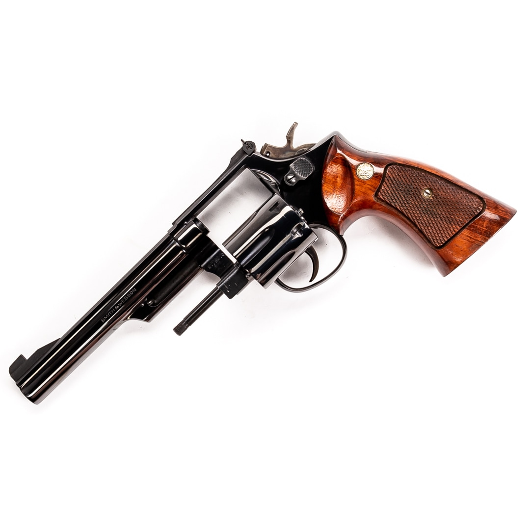 SMITH & WESSON MODEL 19-2
