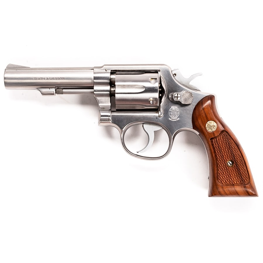 SMITH & WESSON MODEL 64-3