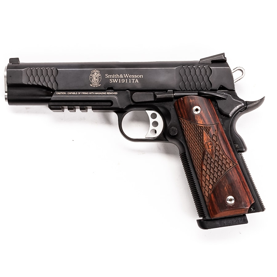 SMITH & WESSON SW1911TA E SERIES