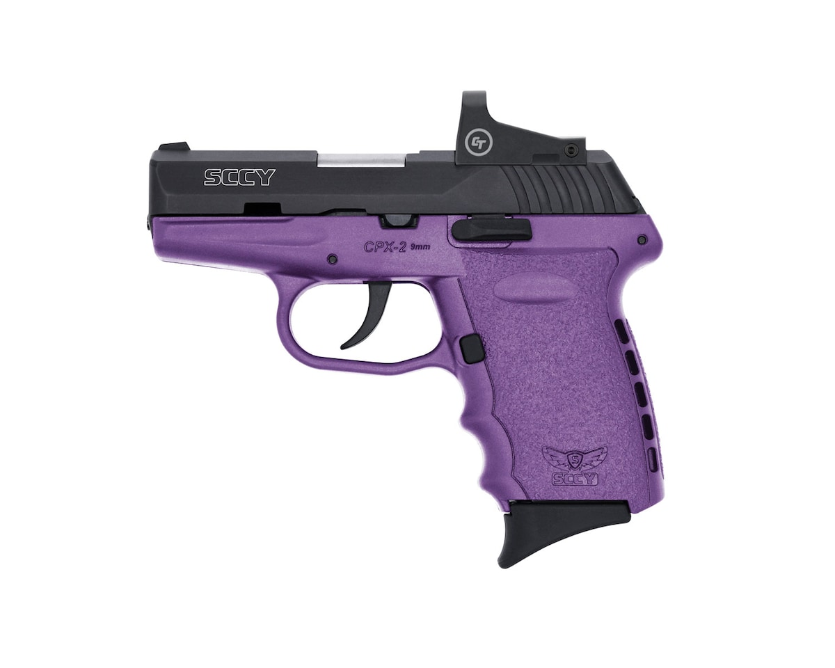 SCCY INDUSTRIES CPX-2CBPURD