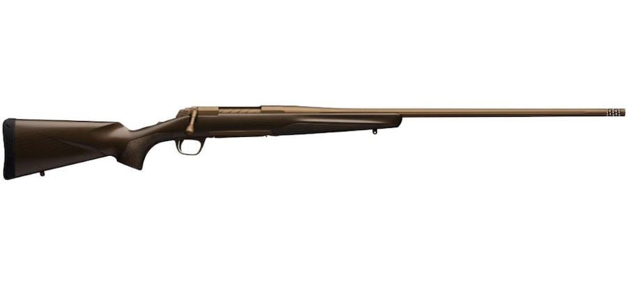 BROWNING X-Bolt Pro 6.5 Creedmoor Bolt Action Rifle 035418282