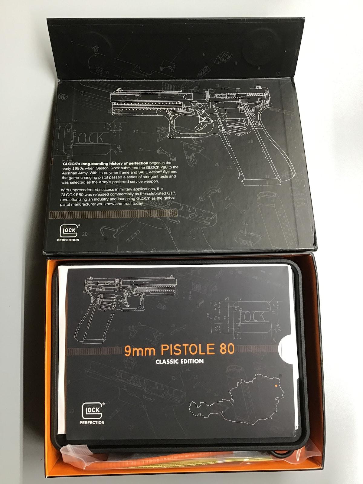 GLOCK P80 Gen 1