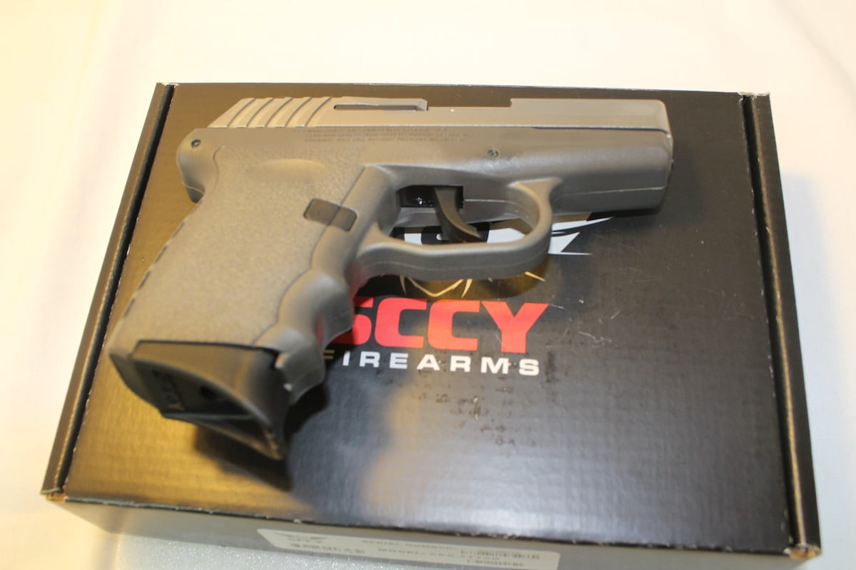 SCCY INDUSTRIES cpx-2ttsg