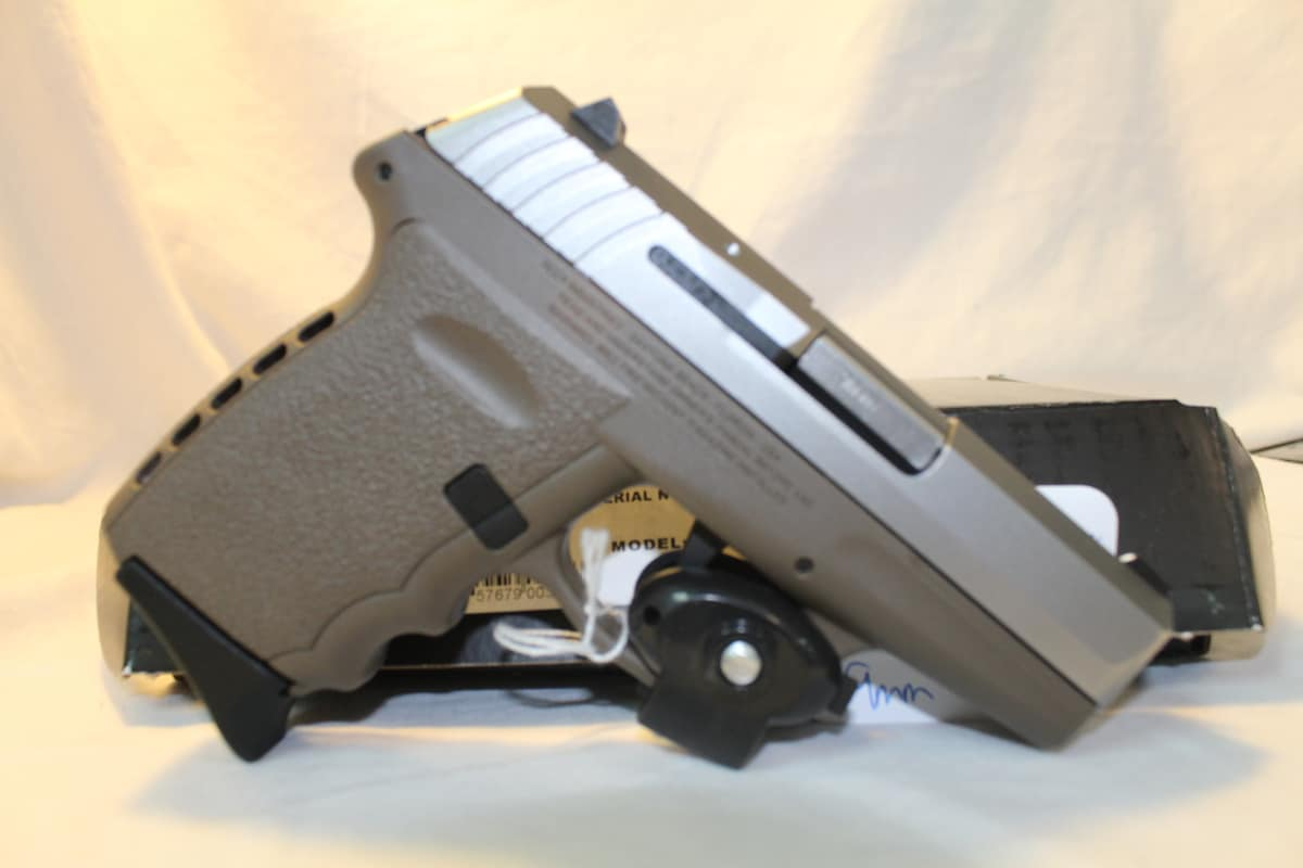 SCCY INDUSTRIES cpx-2ttde