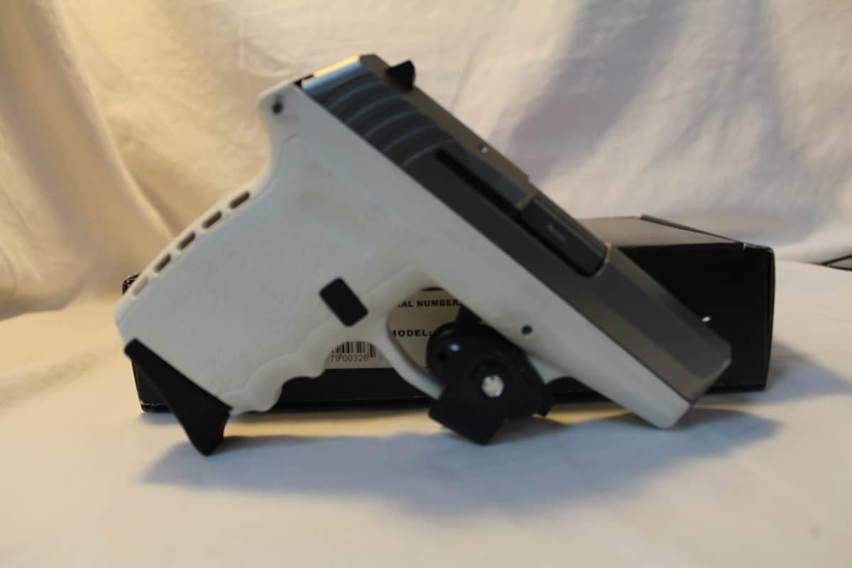 SCCY INDUSTRIES CPX-2TTWT
