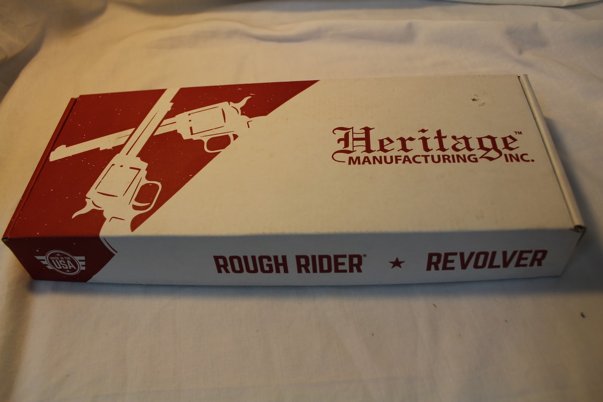 HERITAGE MFG. ROUGH RIDER 22