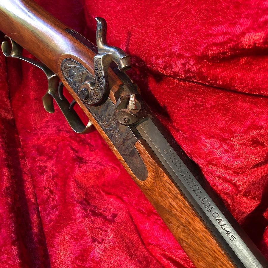 THOMPSON CENTER Hawkin Rifle