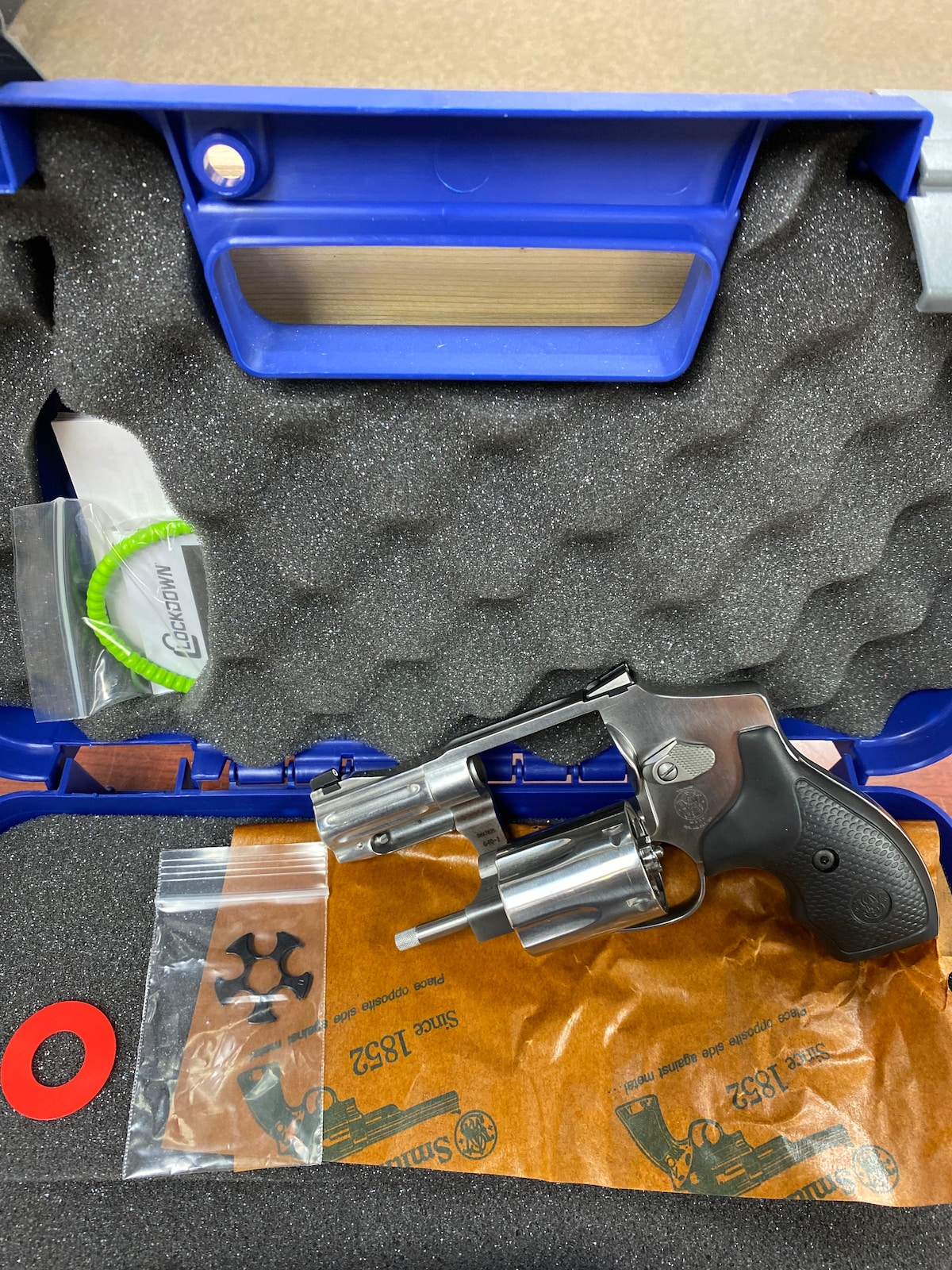SMITH & WESSON 640-1 Pro Series 178044