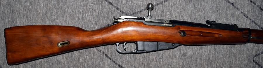 MOSIN NAGANT M91