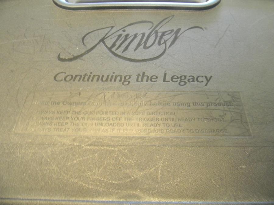 KIMBER SIS Custom