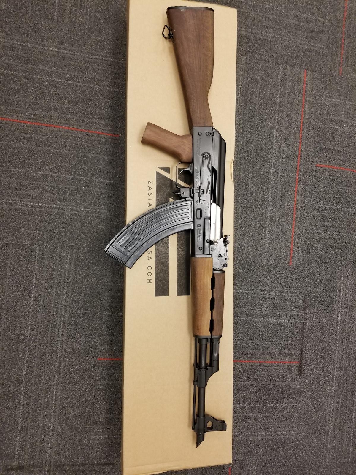 ZASTAVA ARMS M70