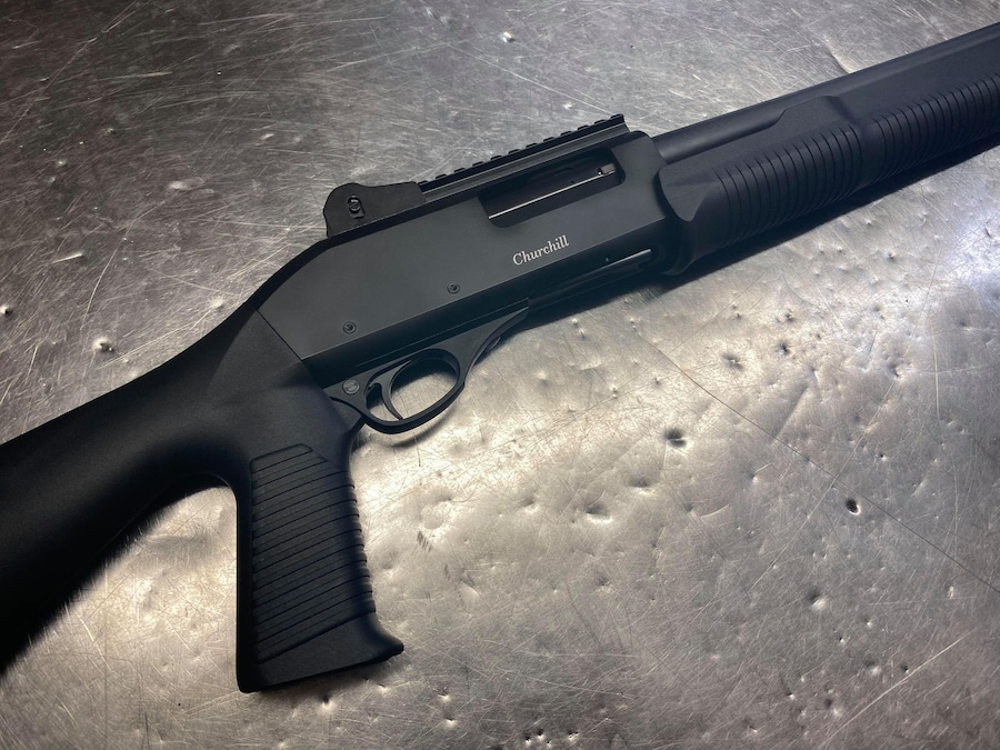 EAA CHURCHILL PISTOL GRIP TACTICAL