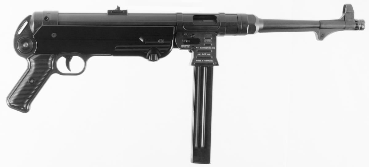 GSG GERMAN SPORTS GUNS MP40 No Box