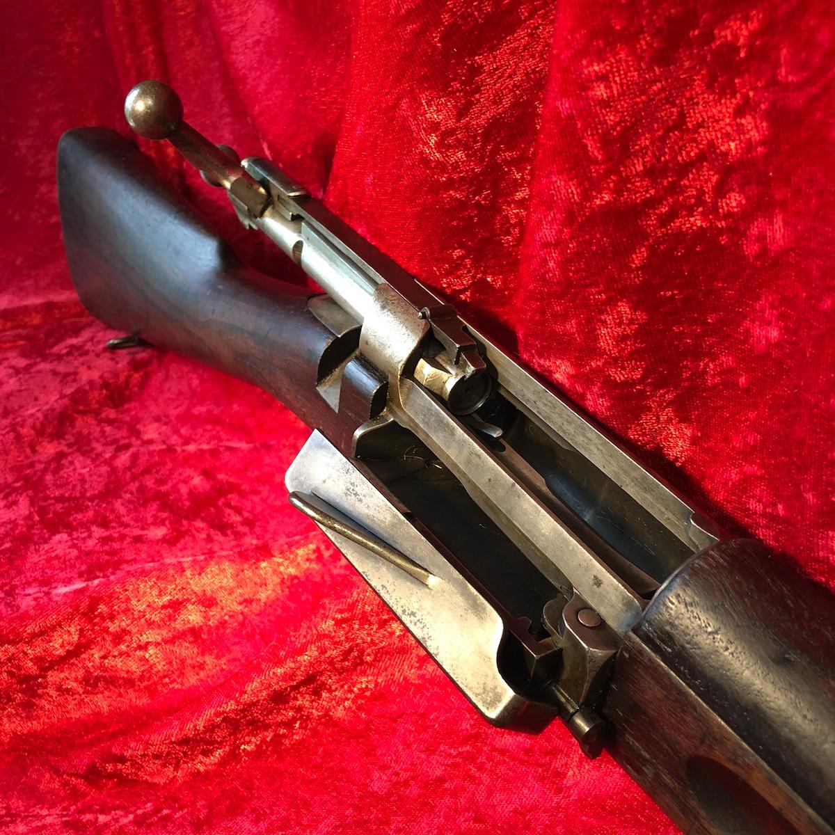 "SPRINGFIELD ARMORY MODEL 1898 ""KRAG"""