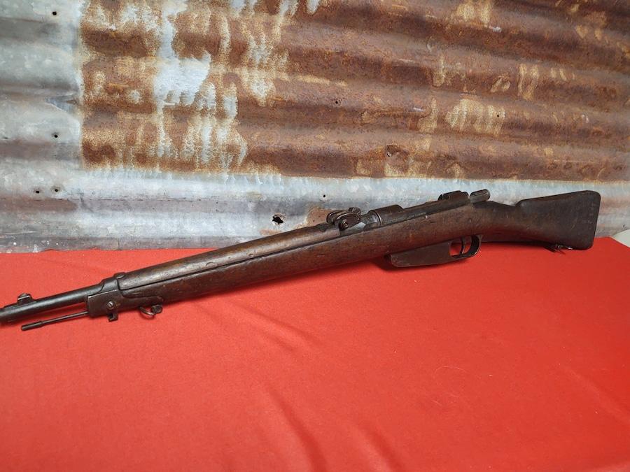 CARCANO M91/38 SHORT RIFLE