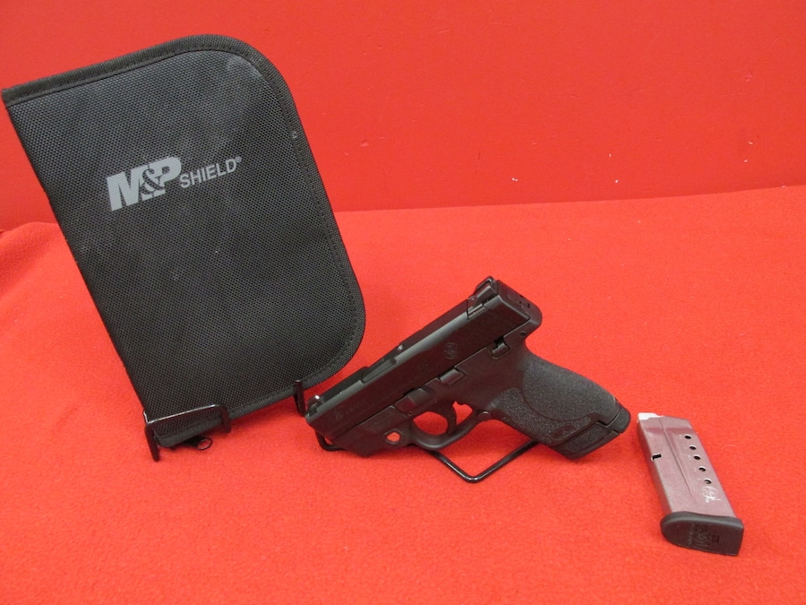 SMITH & WESSON M&P9 SHIELD