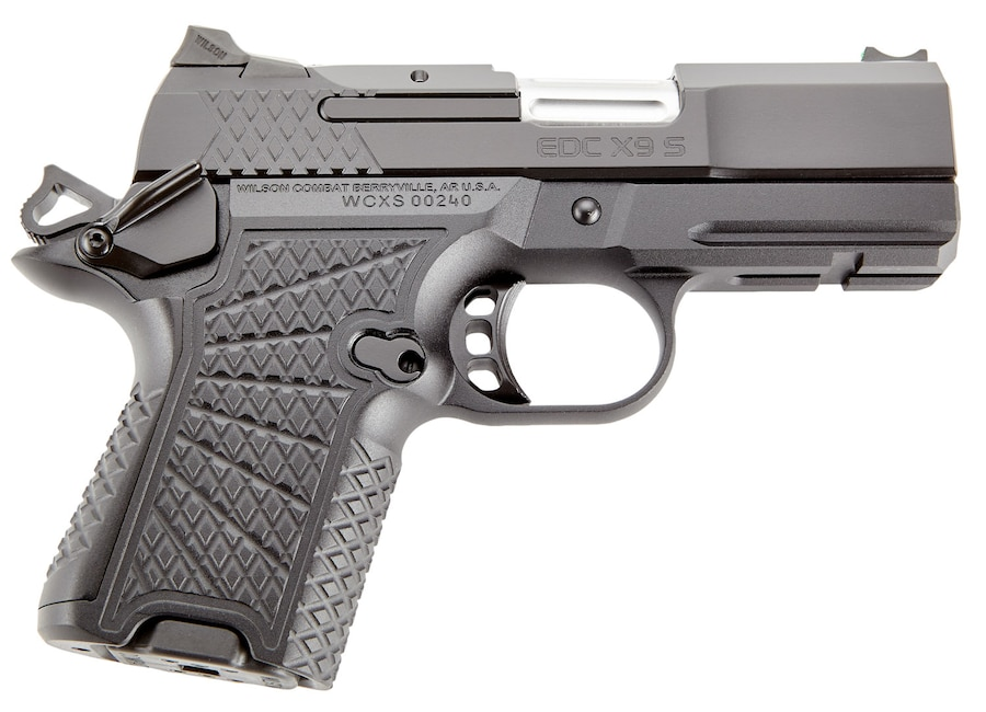 WILSON COMBAT EDC SubCompact 9mm AMBI SFY