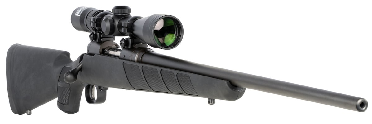 SAVAGE ARMS 11 TROPHY HUNTER XP W/ SCOPE