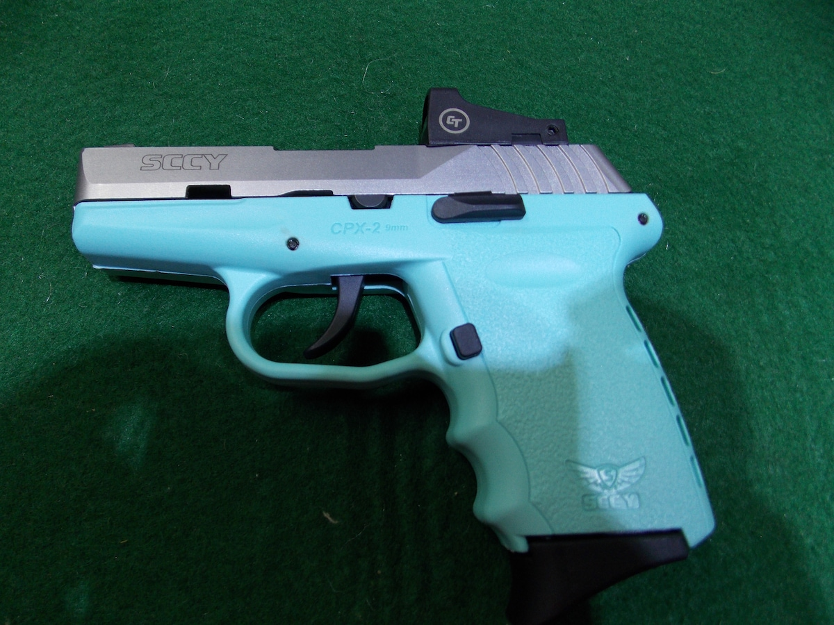 SCCY INDUSTRIES cpx-2ttsbrd